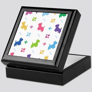 Cairn Terrier Designer Keepsake Box