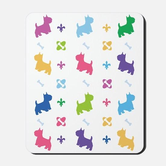 Cairn Terrier Designer Mousepad