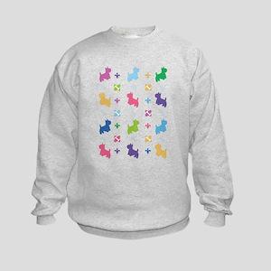 Cairn Terrier Designer Kids Sweatshirt