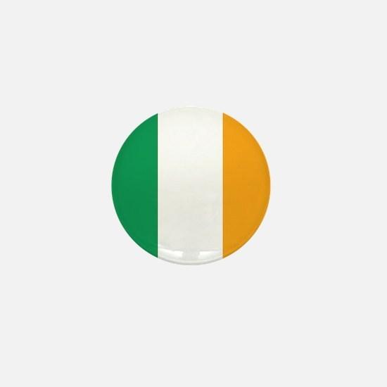 Irish Tricolour Square - flag of Ireland Mini Butt