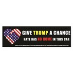 (bumper) Bumper Sticker
