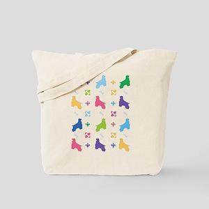 Cocker Spaniel Designer Tote Bag