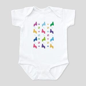 Cocker Spaniel Designer Infant Bodysuit