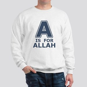 A is for Allah Sweatshirt