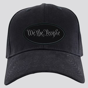 U.S. Outline - We the People Black Cap