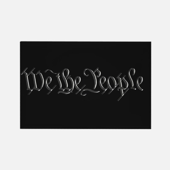 U.S. Outline - We the People Magnets
