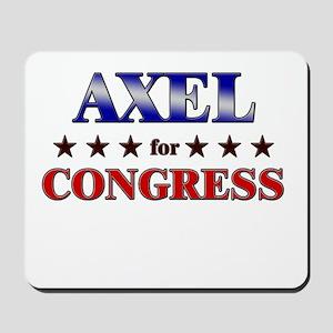 AXEL for congress Mousepad