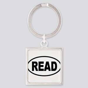 READ1 Keychains