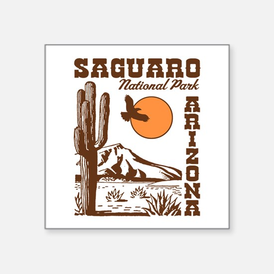 Saguaro National Park Sticker