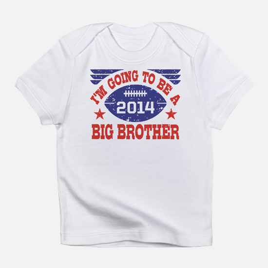 Unique Big brother 14 Infant T-Shirt