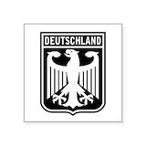 German eagle Square