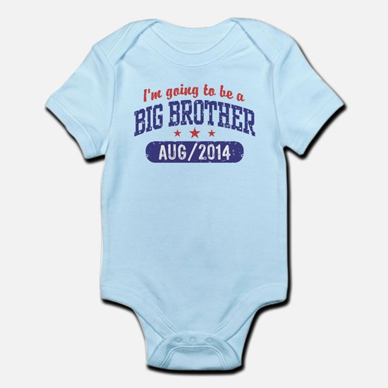Big Brother August 2014 Body Suit