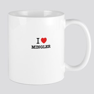 I Love MINGLER Mugs