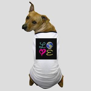 I Heart Earth Dog T-Shirt