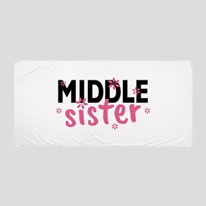 Middle Sister Beach Towel
