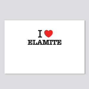 I Love ELEKTRA Postcards (Package of 8)