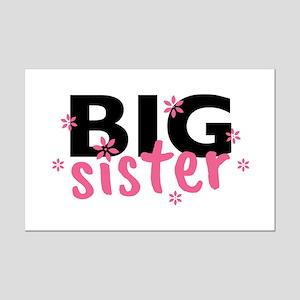 Big Sister Mini Poster Print