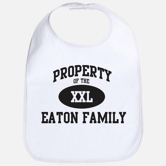 Property of Eaton Family Bib