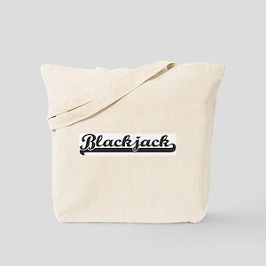 Blackjack (sporty) Tote Bag