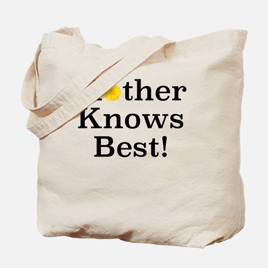 Funny Knows Tote Bag