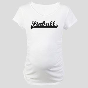 Pinball (sporty) Maternity T-Shirt