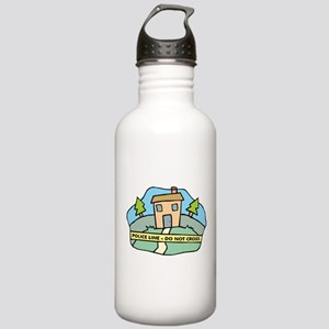 Police Line Stainless Water Bottle 1.0L