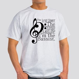 Bassist Light T-Shirt