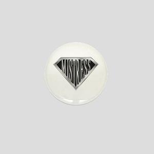 SuperMistress(metal) Mini Button