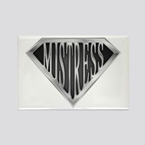 SuperMistress(metal) Rectangle Magnet