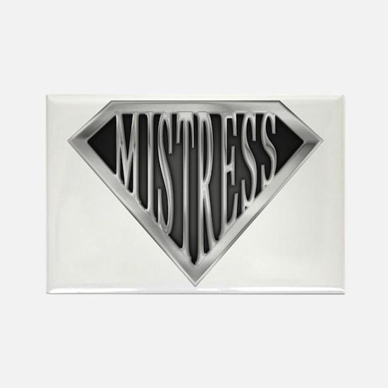 SuperMistress(metal) Rectangle Magnet