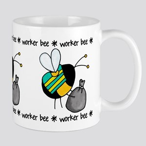 sanitation worker/garbage collector Mug