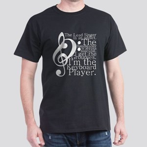 Keyboard Player Dark T-Shirt