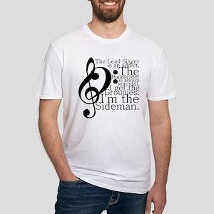 Sideman Fitted T-Shirt