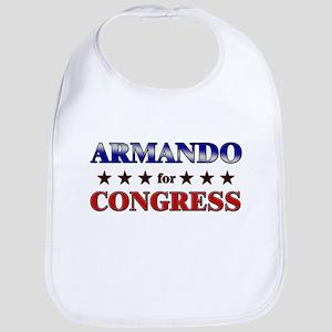 ARMANDO for congress Bib