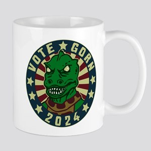 Star Trek Vote Gorn 2020 Mug