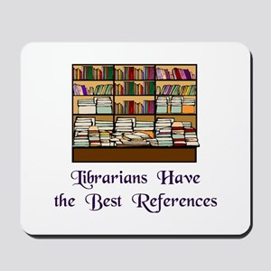 """""""Best References"""" Mousepad"""