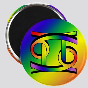GLBT Cancer & Gemini w Magnet
