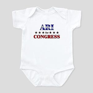 ARI for congress Infant Bodysuit