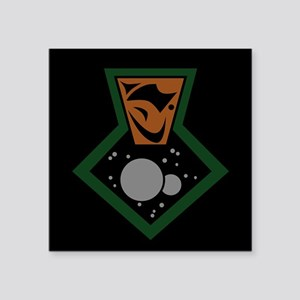 Star Trek Gorn Emblem Sticker