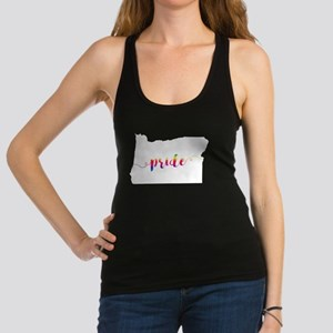 Oregon Pride Racerback Tank Top