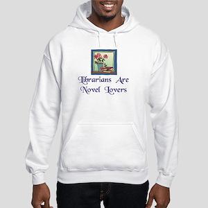 """Novel Lovers"" Hooded Sweatshirt"