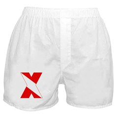 https://i3.cpcache.com/product/189259068/scuba_flag_letter_x_boxer_shorts.jpg?side=Front&color=White&height=240&width=240