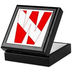 https://i3.cpcache.com/product/189260328/scuba_flag_letter_w_keepsake_box.jpg?color=Black&height=240&width=240