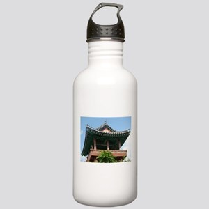 mountain shrine 3 Stainless Water Bottle 1.0L