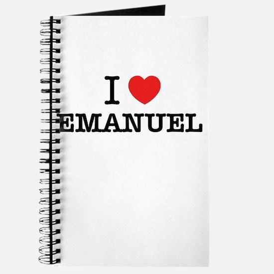 I Love EMANUEL Journal