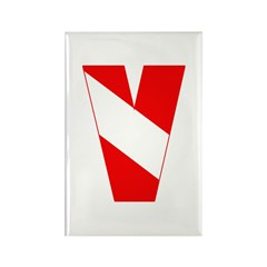 https://i3.cpcache.com/product/189263291/scuba_flag_letter_v_rectangle_magnet.jpg?side=Front&height=240&width=240
