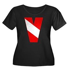 https://i3.cpcache.com/product/189263345/scuba_flag_letter_v_t.jpg?side=Front&color=Black&height=240&width=240