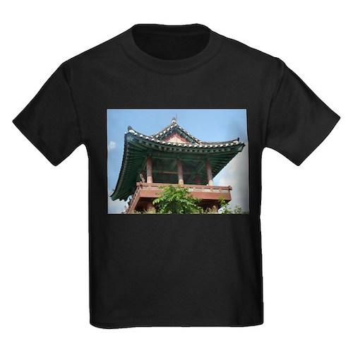 mountain shrine 3 T-Shirt