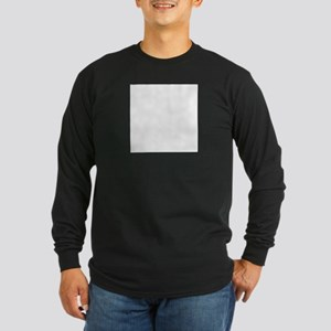 Solid white Long Sleeve T-Shirt
