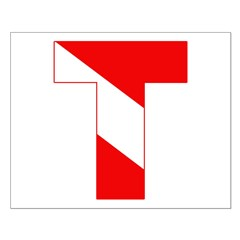 https://i3.cpcache.com/product/189265103/scuba_flag_letter_t_posters.jpg?side=Front&height=240&width=240